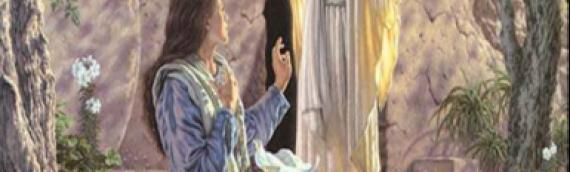 """""""Se han llevado del sepulcro al Señor y no sabemos dónde lo han puesto"""""""